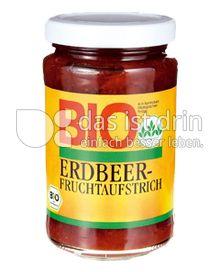 Produktabbildung: Bio Fruchtaufstrich Erdbeer 250 g