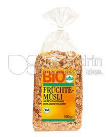 Produktabbildung: Bio Früchte Müsli 500 g