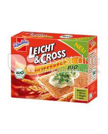 Produktabbildung: Leicht & Cross Bio Knusperbrot 125 g