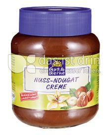 Produktabbildung: Gut & Gerne Bio Nuss-Nougat Creme 400 g