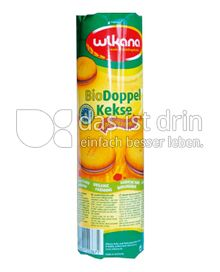 Produktabbildung: Wikana Bio Doppel Kekse 330 g