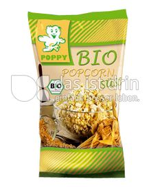 Produktabbildung: Poppy Bio Popcorn 75 g