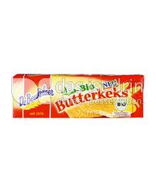 Produktabbildung: De Beukelaer Bio Butterkeks 125 g