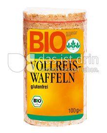 Produktabbildung: Bio Bio Vollreis-waffeln 100 g
