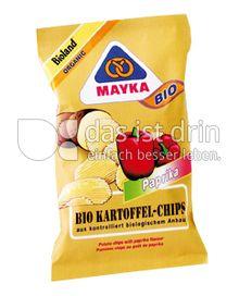 Produktabbildung: Mayka Bio Kartoffel-Chips 125 g