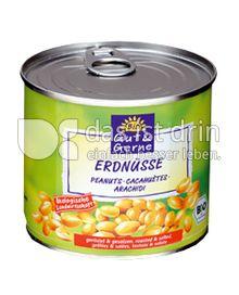 Produktabbildung: Gut & Gerne Bio Erdnüsse 175 g