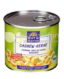 Produktabbildung: Gut & Gerne Bio Cashew Kerne 150 g