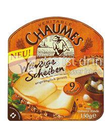 Produktabbildung: Chaumes Würzige Scheiben 150 g