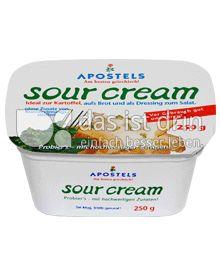 Produktabbildung: Apostels Sour Cream 250 g