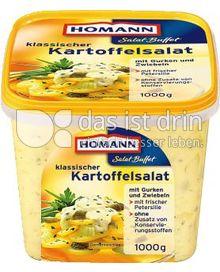 Produktabbildung: Homann Kartoffelsalat 1000 g