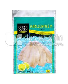 Produktabbildung: Ocean Queen Schollenfilets 1000 g