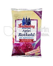 Produktabbildung: Leuchtenberg Apfel Rotkohl 500 g