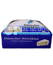 Produktabbildung: TiP Dänischer Weichkäse 200 g