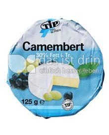 Produktabbildung: TiP Camembert 125 g