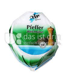 Produktabbildung: TiP Weichkäse Pfeffer 150 g