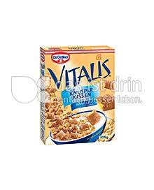 Produktabbildung: Dr. Oetker Vitalis 375 g