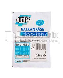 Produktabbildung: TiP Balkankäse 250 g