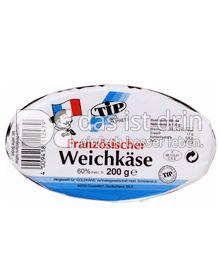 Produktabbildung: TiP Französischer Weichkäse 200 g
