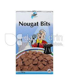 Produktabbildung: TiP Nougat Bits 750 g