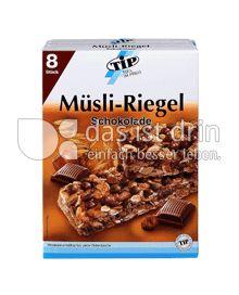 Produktabbildung: TiP Müsli Riegel Schokolade