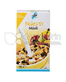 Produktabbildung: TiP Früchte Müsli 750 g