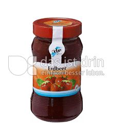 Produktabbildung: TiP Konfitüre Erdbeere 450 g