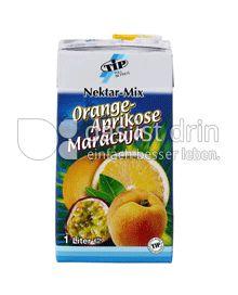 Produktabbildung: TiP Aprikosen Orange Maracuja-Nektar Mix 1 l