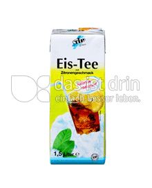 Produktabbildung: TiP Eistee Zitrone 1,5 l