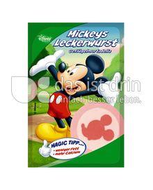 Produktabbildung: Disney Mickeys Leckerwurst Geflügelmortadella 80 g