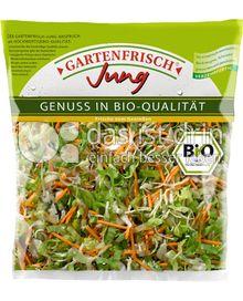 Produktabbildung: Gartenfrisch Jung Bio Rohkostsalat 200 g