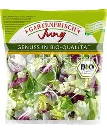 Produktabbildung: Gartenfrisch Jung Bio Mischsalat 200 g