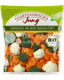 Produktabbildung: Gartenfrisch Jung Bio Kaisergemüse 300 g