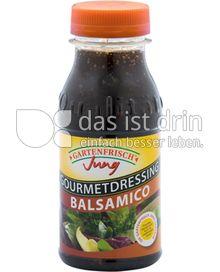 Produktabbildung: Gartenfrisch Jung Gourmetdressing Balsamico 220 ml