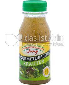 Produktabbildung: Gartenfrisch Jung Gourmetdressing Kräuter 220 ml