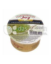 Produktabbildung: Gartenfrisch Jung Frischdressing 100 ml
