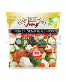 Produktabbildung: Gartenfrisch Jung Feiner Gemüse Genuss 400 g