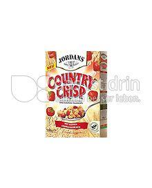 Produktabbildung: Jordans Country Crisp Erdbeere 500 g
