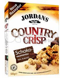 Produktabbildung: Jordans Country Crisp Schoko 500 g