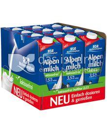 Produktabbildung: Weihenstephan Laktosefreie Alpenmilch 3,5% 12 l