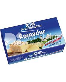 Produktabbildung: Weihenstephan Romadur leicht 100 g