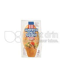 Produktabbildung: Harry Sandwich-Toast-Taschen 400 g