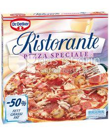 Produktabbildung: Dr. Oetker Ristorante Pizza Leggera Speciale 330 g
