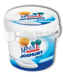 Produktabbildung: MinusL Laktosefreier Joghurt mild 500 g