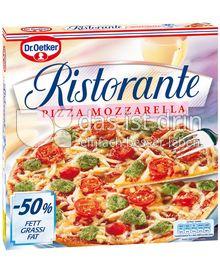 Produktabbildung: Dr. Oetker Ristorante Pizza Leggera Mozzarella 350 g