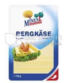 Produktabbildung: MinusL Laktosefreier Bergkäse in Scheiben 150 g