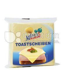 Produktabbildung: MinusL Laktosefreie Toastscheiben 200 g