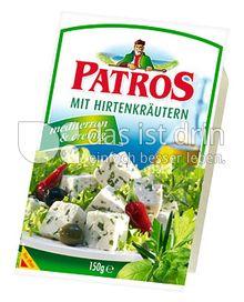 Produktabbildung: Patros mit Hirtenkräutern 150 g