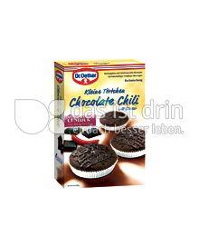 Produktabbildung: Kleine Törtchen Chocolate Chili