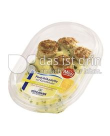 Produktabbildung: Kühlmann Partysalat mit Frikadelle 200 g