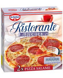 Produktabbildung: Dr. Oetker Ristorante Piccola Salame 280 g